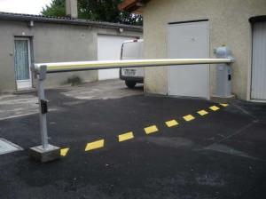 pose-barriere-automatique-copropiete-varces