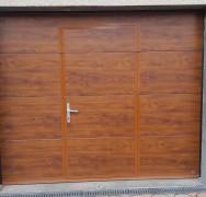 805 Porte sectionnelle