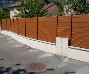 621 clôture brise vue