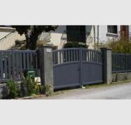 112 – Battant et clôture