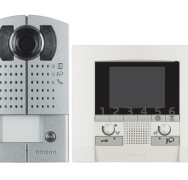 Interphone vidéo main libre